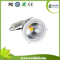 50w cob downlight, high power 50w cob led ceiling light, wholesale 3 years warranty ip 65