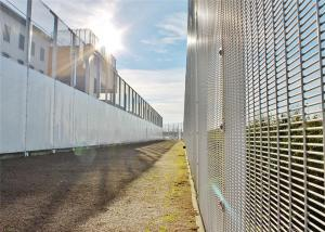 China Anti Climb 358 security Wire Mesh Fence for airport And Powder Station on sale