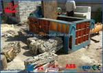 equipamento de processamento da sucata da prensa do cobre do motor 44kW, sucata de 5 toneladas/H que empacota a máquina