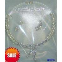 China Women's Fashion Hematite Jewelry Beaded Pearl Necklaces for Gift 16g OEM on sale