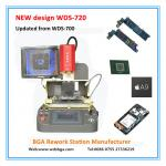Factory Price Automatic Mobile Phone BGA Rework Station WDS-720 For iphone ipad Macbook Logic Board Repair