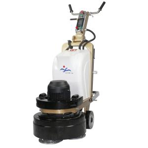 China 4KW concrete surface Grinding Machine XY-Q7 on sale
