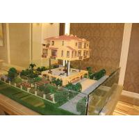 China Architectural villa house scale model with lifter, 3d maquette architectural ,3d plan design model manufacturer on sale