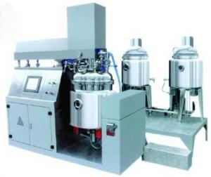 China Vacuum Emulsifying Blender on sale