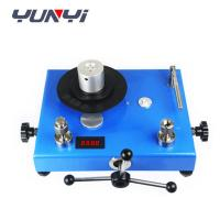 China dead weight pressure gauge tester on sale