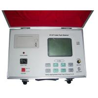China Portable high voltage Cable Fault Detector on sale