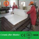 絶縁材のためのセラミック ファイバのNeedling高いアルミニウム毛布