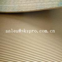 Die Cut Printing EVA Rubber Sheets For Shoes Sole Good Stability Rubber Outsole Shoes Soles