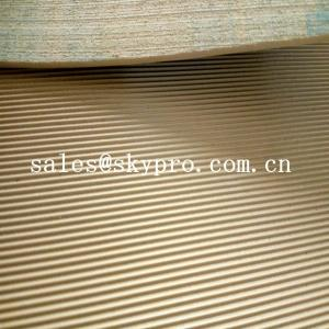 China Die Cut Printing EVA Rubber Sheets For Shoes Sole Good Stability Rubber Outsole Shoes Soles on sale