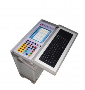 China Automatic Relay Protection Secondary Injection Relay Test Set With Keyboard on sale