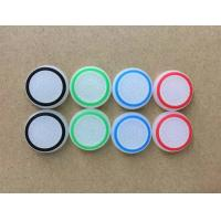 TPU Pimple Thumb Grip Analog Stick Cover Caps Glow in Dark for PS4 PS3 XBOX ONE 360 - White