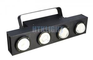 China 4x100W RGBW LED Stage Wash Lights Led Wash Light Bar With Constant Current Drive Mode on sale