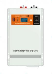 China 1KW Solar Power Inverter With Built - In Controller And Overload Protection on sale