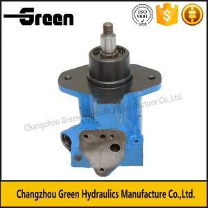 China vickers vane pump VTM42 V10 V20 single and double pump cartridge kits seal rotary vane pump black blue cast iron on sale