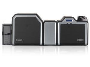 China Fargo HDP5000 retransfer card printer on sale