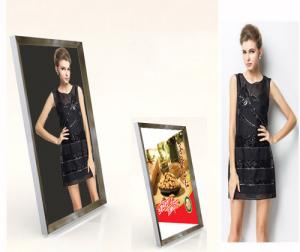China Business 55 Inch Wall Mount  intelligent digital signage IR Tech for Changing Clothes on sale