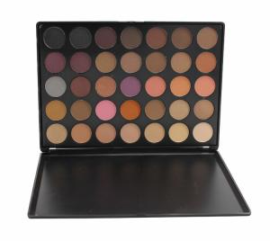 China High Pigment Eye Makeup Eyeshadow 35 Colors Longlasting Suit For Casual Makeup on sale