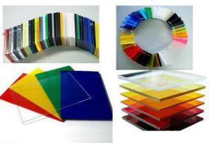 China 高密度彫版は防水堅い泡板ポリ塩化ビニール シートの泡立ちました on sale