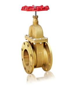 China Industrial 1 4 Inch Brass Gate Valve 3 Inch With BS ANSI JIS DIN Standard on sale