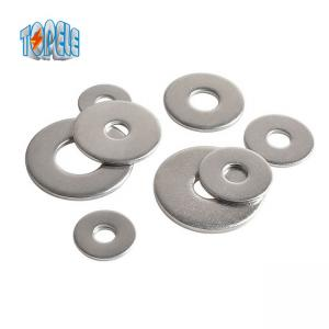 China Bonded 304 M6 Stainless Steel Flat Washer on sale