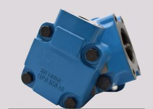 China Parallel Shaft Hydraulic Vane Pump Double Hydraulic Pump Vickers 2520 VQ 19A-11-CC-20R on sale