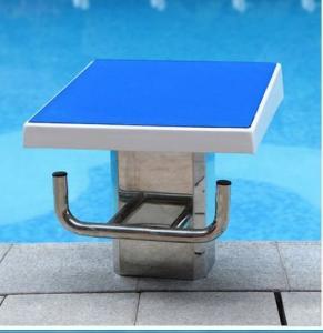 China 1 Step 500mm Swimming Pool Starting Block on sale