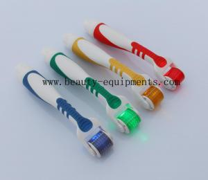 China photon led derma roller micro needle skin therapy on sale