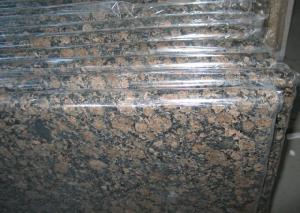 China Baltic Brown Granite Countertops , Full Bullnose Granite Kitchen Countertops on sale