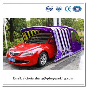 China Solar Powered Retractable Car Garage/ Portable Car Lift for Garage/Portable Folding Car Garage on sale