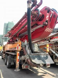 China 46M SANY Used Concrete Pump Truck on sale