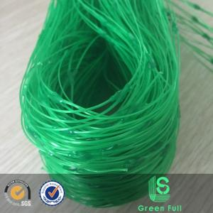 China Plant Climbing Net/Climbing Plant netting/Knotless Plant supportting netting (Factory) Hot selling 15x17cm hole plastic on sale