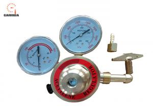 China Welding Gas Welder Oxygen Regulator Gauges Oxy for Victor Torch Cutting Kits on sale