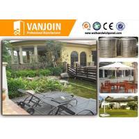Eco-friendly Sound Insulation Fireproof Modern Prefab Houses Villa System