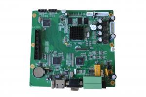 China Multi Channels H.264 Realtime DVR Pcb Board Assembly, SMT / BGA / DIP Electronic Pcb Assembly on sale