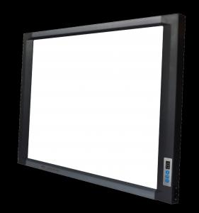 China 2.5 Cm Thickness LED X Ray Film Viewer With Imported Acrylic Transparent Board on sale