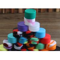 Non Stick Wax Container Vapor Accessories Silicon Material For Wax Concentrate Dab