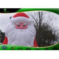 Halloween / Christmas Inflatable Yard Decorations Outdoor Santa Claus