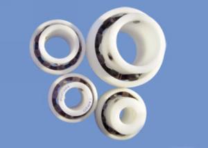 China Insert PP UPE PEEK PTFE Ball Bearings Anti - Bump Pillow Block Ball Bearing on sale
