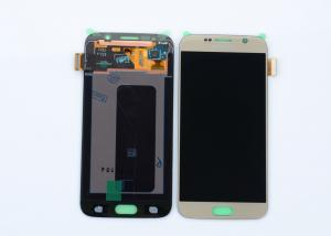 China Samsung Galaxy S6 LCD Screen Digitizer Assembly Mobile Phone Replacement Screens on sale