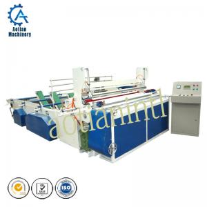 China China paper mill Type 1800 Automatic toilet paper roll slitting rewinding machine manufacturers on sale