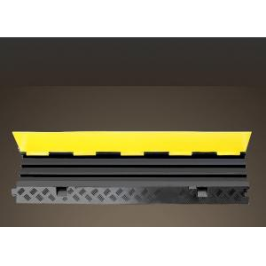 China Indoor Temporary Speed Humps , Rubber Speed Ramps 20 Ton Capacity on sale