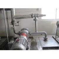 Industrial Liquid Hand Wash Making Machine Low Power Consumption