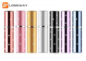 China Round Head Small Refillable Perfume Spray Bottle Pen Shape Eco Friendly on sale