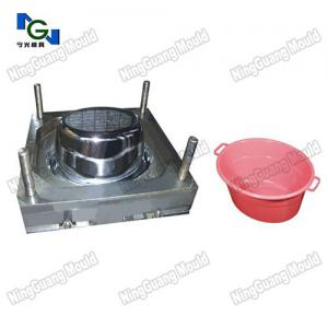 China Household Products Plastic Wash Basin Mould on sale