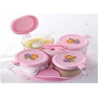 Multifunctional Plastic Lunch Boxes , PP Restaurant Spice Storage Box
