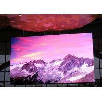 Die Casting Aluminum Rental Led Display P6.94 mm  Audio Visual Equipment