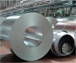 China El acero galvanizado sumergido caliente del EN 10147 de SGCD arrolla para los hornos/el aspirador on sale