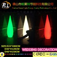 LED Light Columns Decorative LED Pillar Light for Wedding
