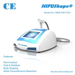 China 2015 new High Intensity Focused Ultrasound HIFUShape OEM body contouring system supplier