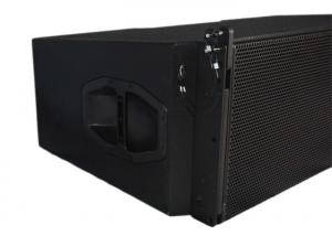 China J8 Professional Powered Line Array Speakers 3 - Way Rigid Metal Grill For Sports Venues on sale